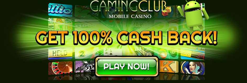 android casino bonus
